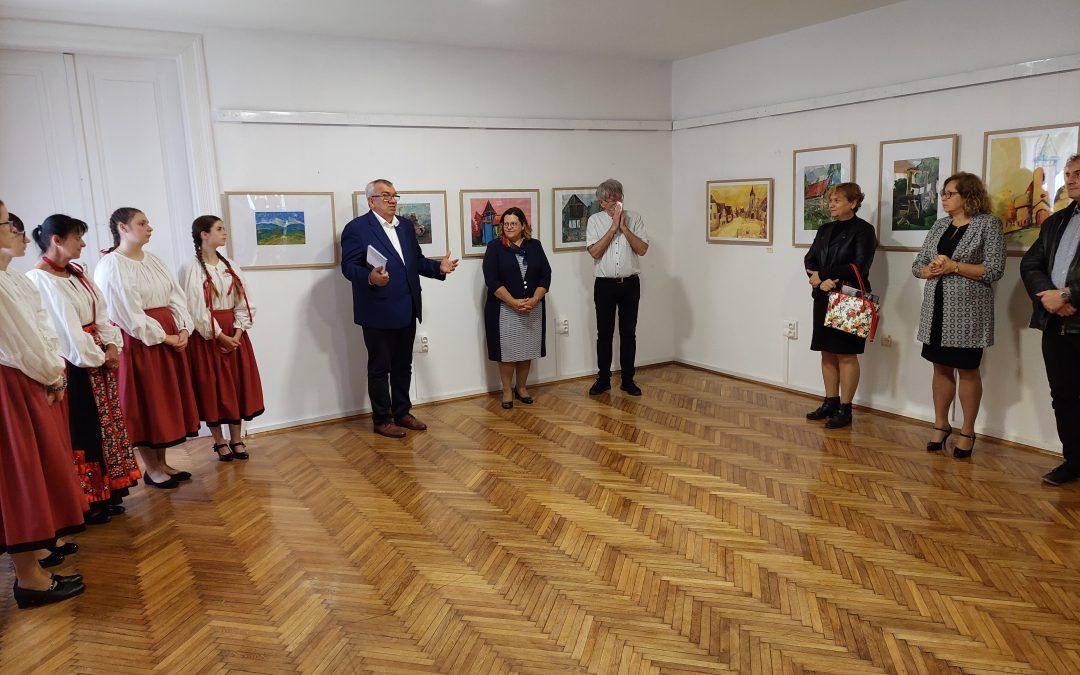 Debreceni fiatalok Kós Károly nyomában